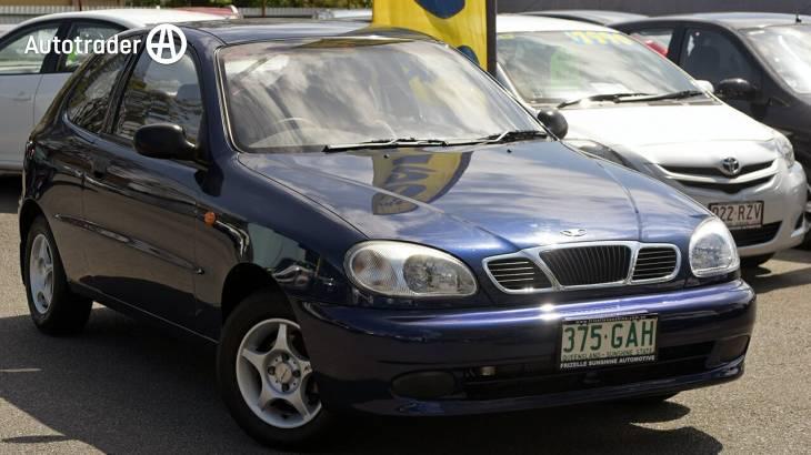 2001 Daewoo Lanos