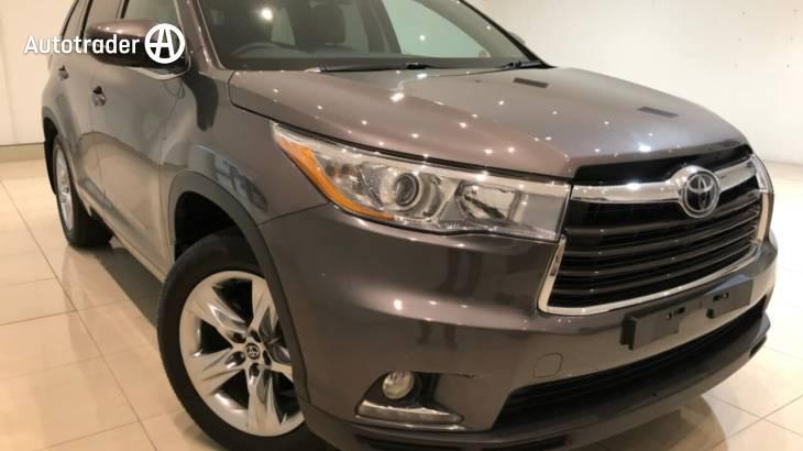 2016 Toyota Kluger