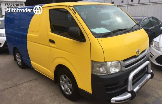 72ac41181191dc Toyota Hiace Cars for Sale in Concord NSW