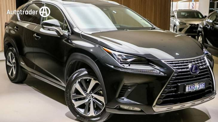 Lexus NX300H SUV for Sale in Melbourne VIC | Autotrader
