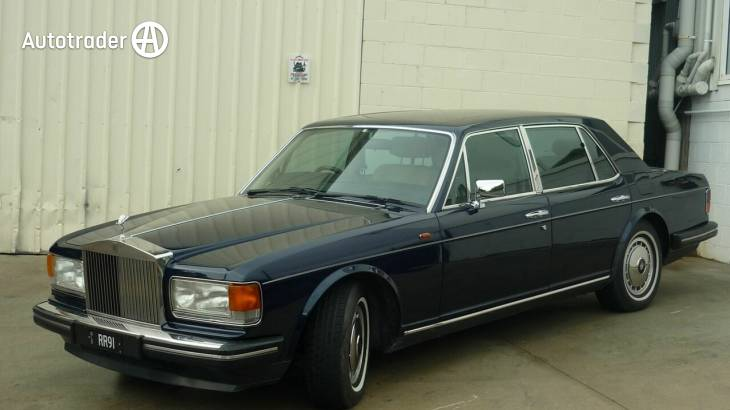 1991 Rolls Royce Silver Spirit II For Sale 44990