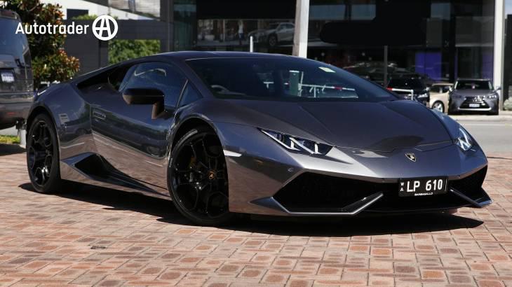 2018 Lamborghini Huracan Lp 610 4 Awd For Sale 503 345 Autotrader