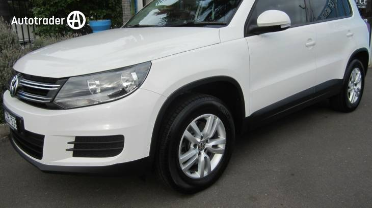 2013 Volkswagen Tiguan