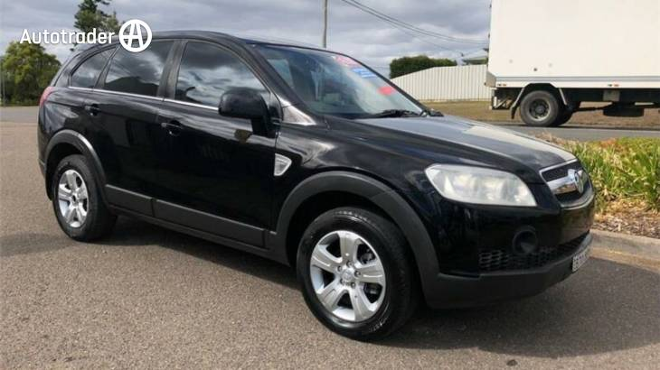 2008 Holden Captiva