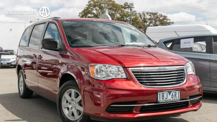 2013 Chrysler Grand Voyager