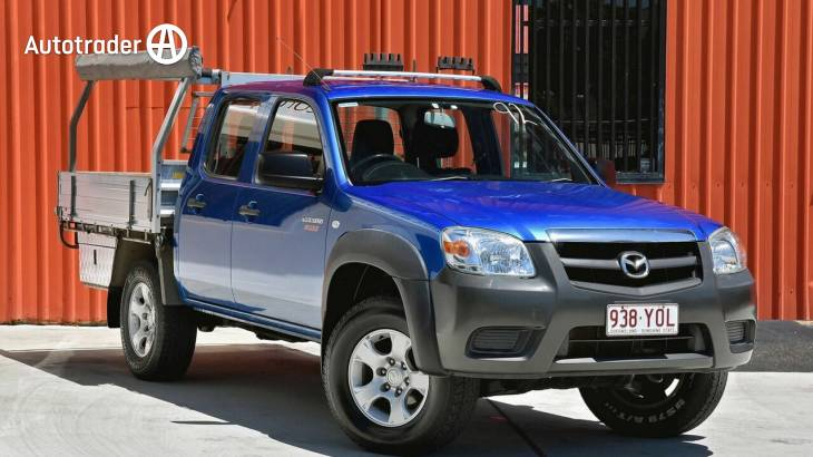 Blue Mazda BT-50 Cars for Sale in Gold Coast QLD | Autotrader
