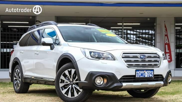 Subaru 6 Cylinder >> White Subaru 6 Cylinder Cars For Sale In Perth Wa Autotrader