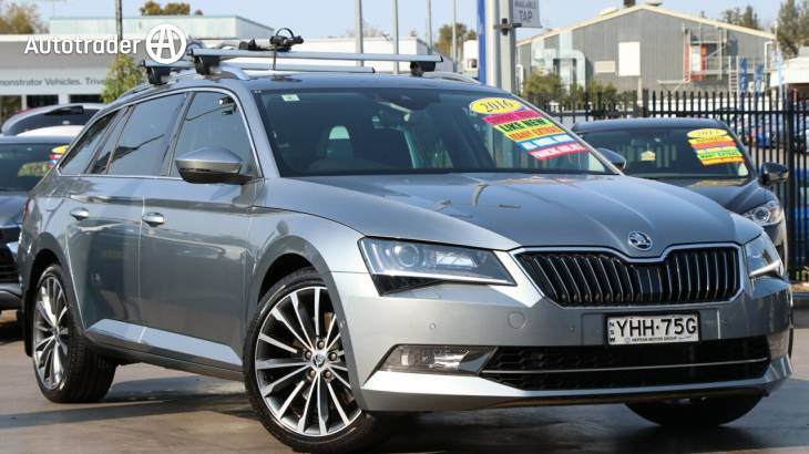 2016 Skoda Superb 206tsi Dsg For Sale 44 888 Autotrader