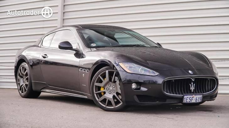 Used Maserati Granturismo >> Used Maserati Granturismo Cars For Sale Autotrader