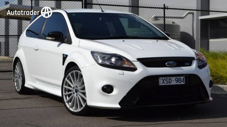 Ford Focus Cars For Sale In Melbourne Vic Autotrader