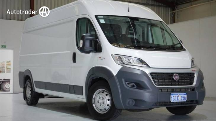 2017 Fiat Ducato Mid Roof Lwb Comfort Matic For Sale 38 950