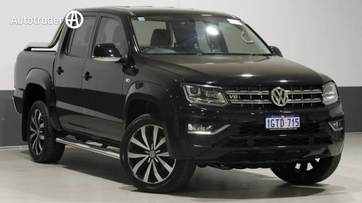 2017 Volkswagen Amarok V6 TDI 550 Ultimate for sale $61,388
