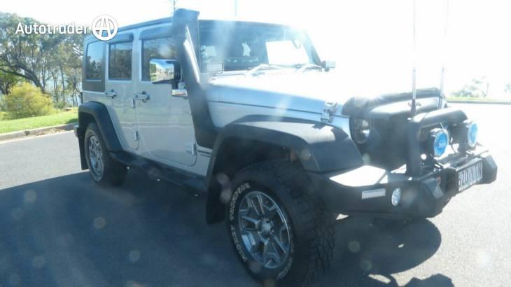 2009 jeep wrangler unlimited sport manual 4x4 my09