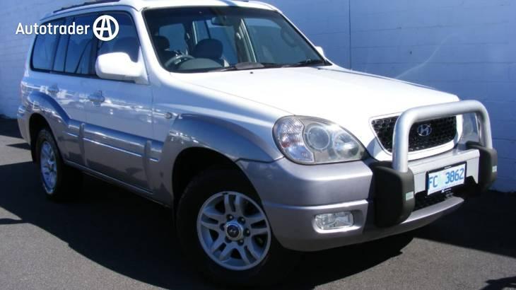 2004 Hyundai Terracan
