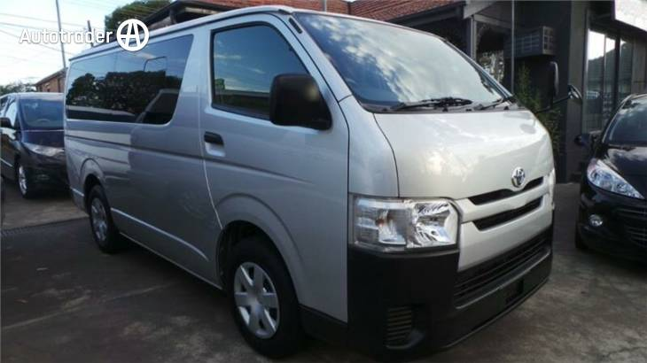 43371e4f00 Silver Toyota Hiace Cars for Sale in Sydney NSW