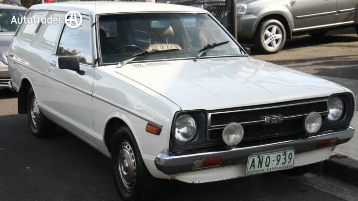 1979 Datsun 120Y
