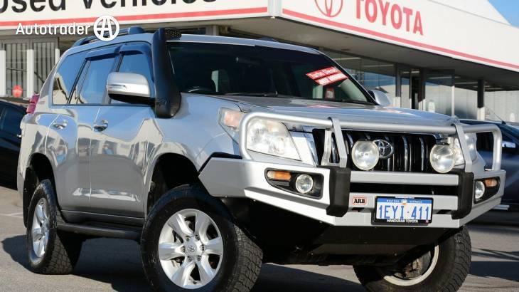 2010 Toyota Landcruiser Prado