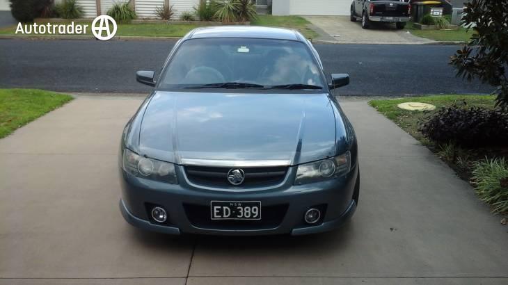 2006 Holden Calais