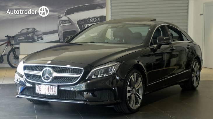 2015 Mercedes-Benz CLS400