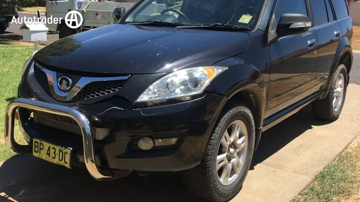 2011 Great Wall X200