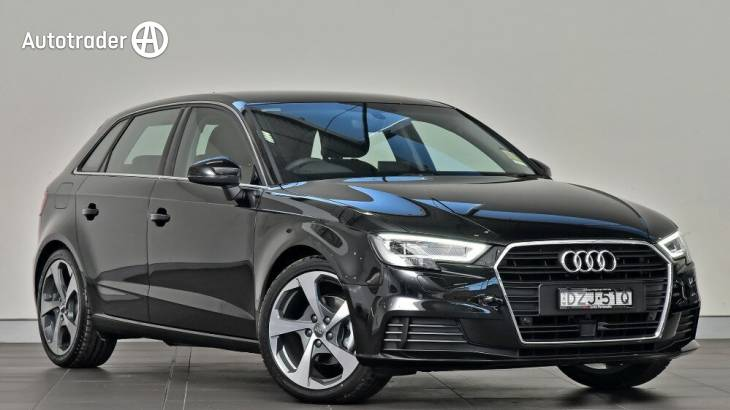 2018 Audi A3 35 Tfsi Sprtbck 14 Tfsi Cod For Sale 41999