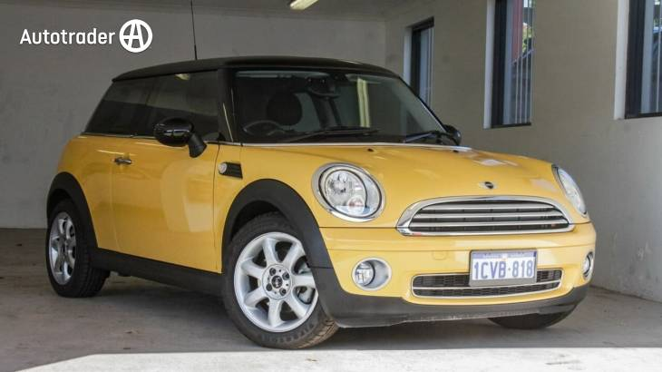 Mini Cooper Cars For Sale In Perth Wa Autotrader