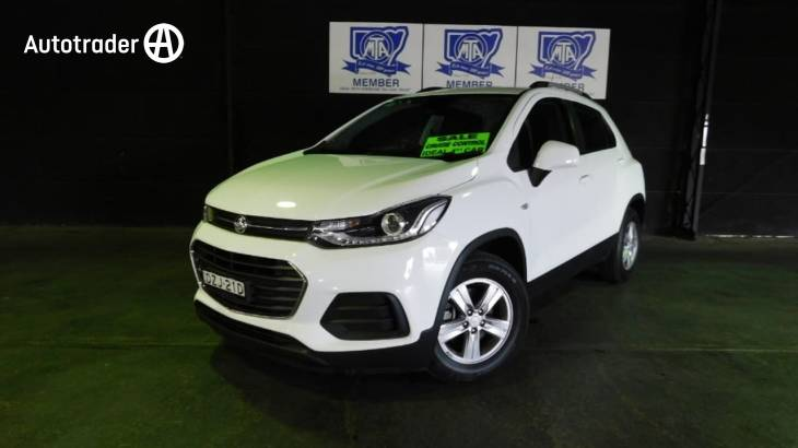 2017 Holden Trax