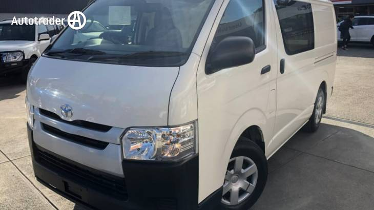 745861aa4d Toyota Hiace Cars for Sale in Melbourne VIC