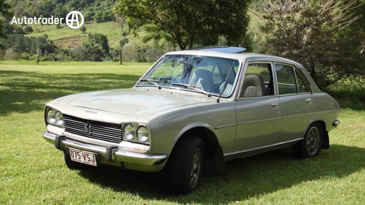 1976 Peugeot 504