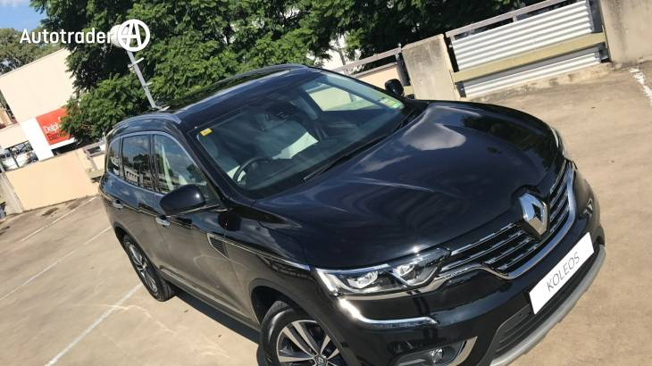 Ex Demo Renault Koleos Cars For Sale Autotrader