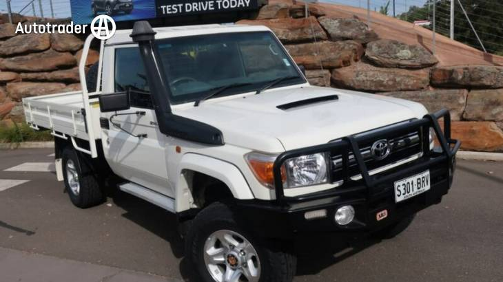 14 Eight Cylinder Toyota Landcruiser Utes For Sale In Adelaide Sa
