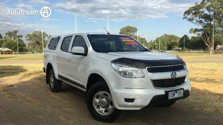 2014 Holden Colorado