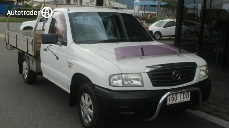 2003 Mazda B2600
