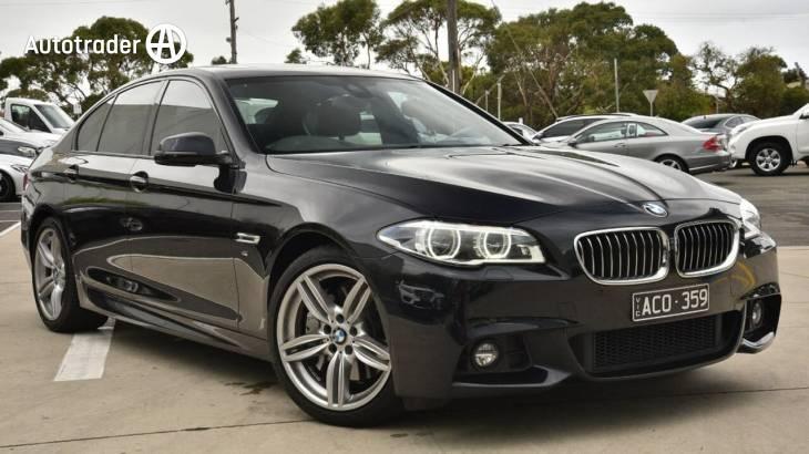 2013 BMW 535D