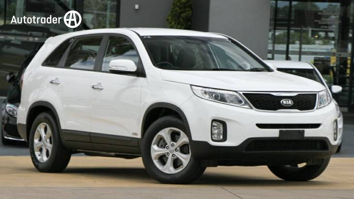 Kia Sorento Cars For Sale In Brisbane Qld Autotrader