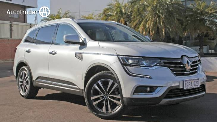 Renault Koleos Suv For Sale In Clarkson Wa Autotrader