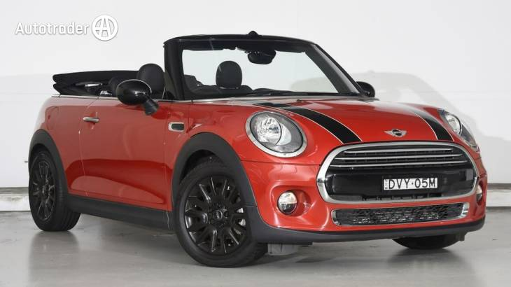 Mini Convertible For Sale In Nsw Autotrader