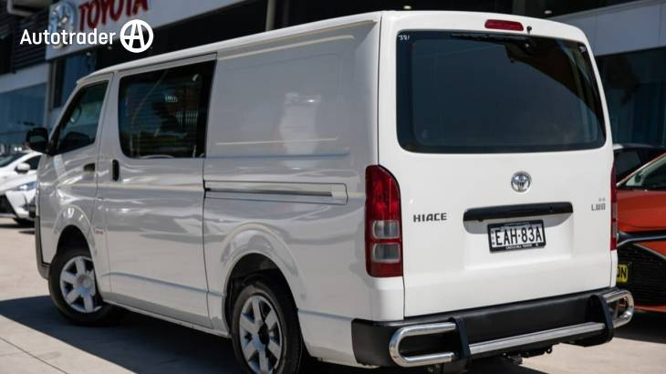 4100405070 2015 Toyota HiAce LWB for sale  32