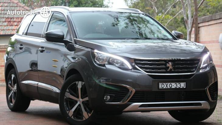 2018 Peugeot 5008 Allure For Sale 45 790 Autotrader