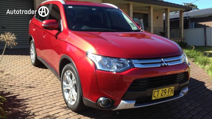 Mitsubishi Outlander For Sale >> Mitsubishi Outlander Cars For Sale In Sydney Nsw Autotrader