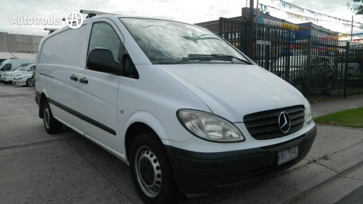 2007 Mercedes-Benz Vito