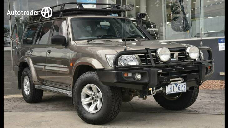 2005 Nissan Patrol