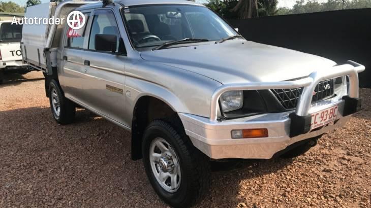 2004 mitsubishi triton