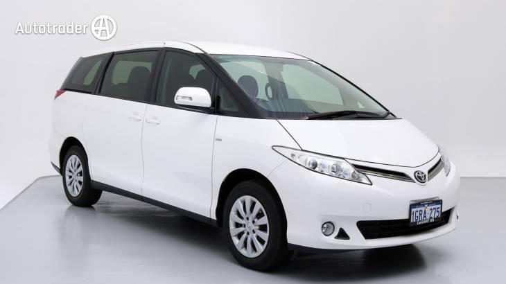 2015 Toyota Tarago
