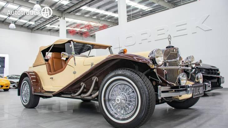 1985 Classic Motor Company Gazelle