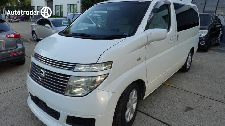 Nissan Elgrand Cars For Sale In Caringbah Nsw Autotrader