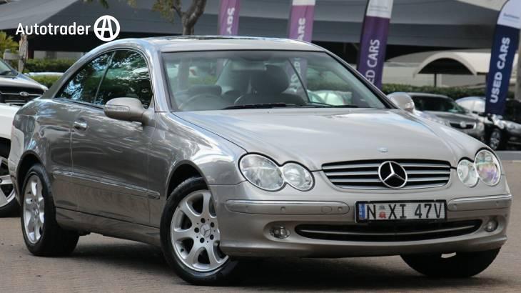 2005 Mercedes-Benz CLK240