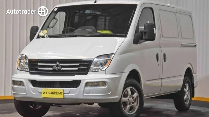 2013 LDV V80