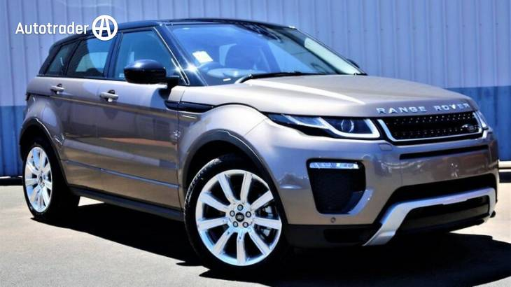 2017 land rover evoque sd4 (177kw) se dynamic for sale $84,888