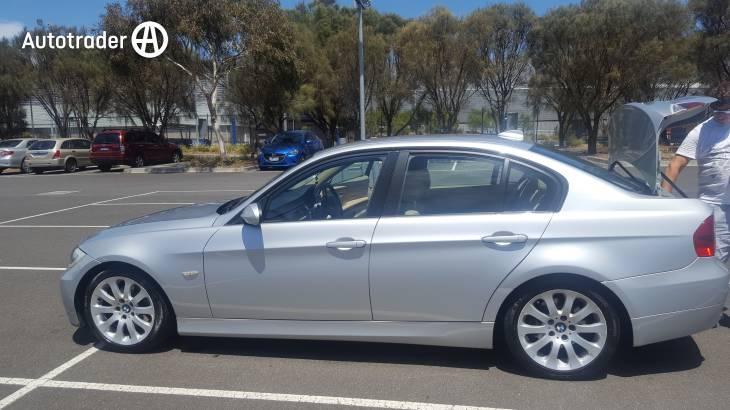 2007 BMW 320D